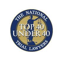 Top 40 Under 40 Trial Lawyers Association