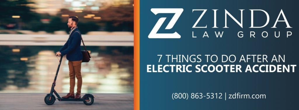 Electric Scooter Accident Guide